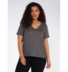 Dex Plus V-Neck Tee