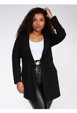 Dex Plus Hooded Dawstring Jacket