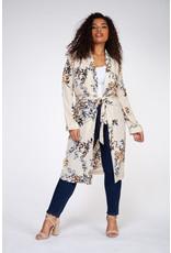 Dex Plus Long Sleeve Kimono