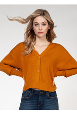 Ribbed Sweater Cardigan