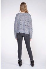 Long Sleeve PomPom Sweater