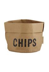 Creative Brands Washable Paper Chips Holder