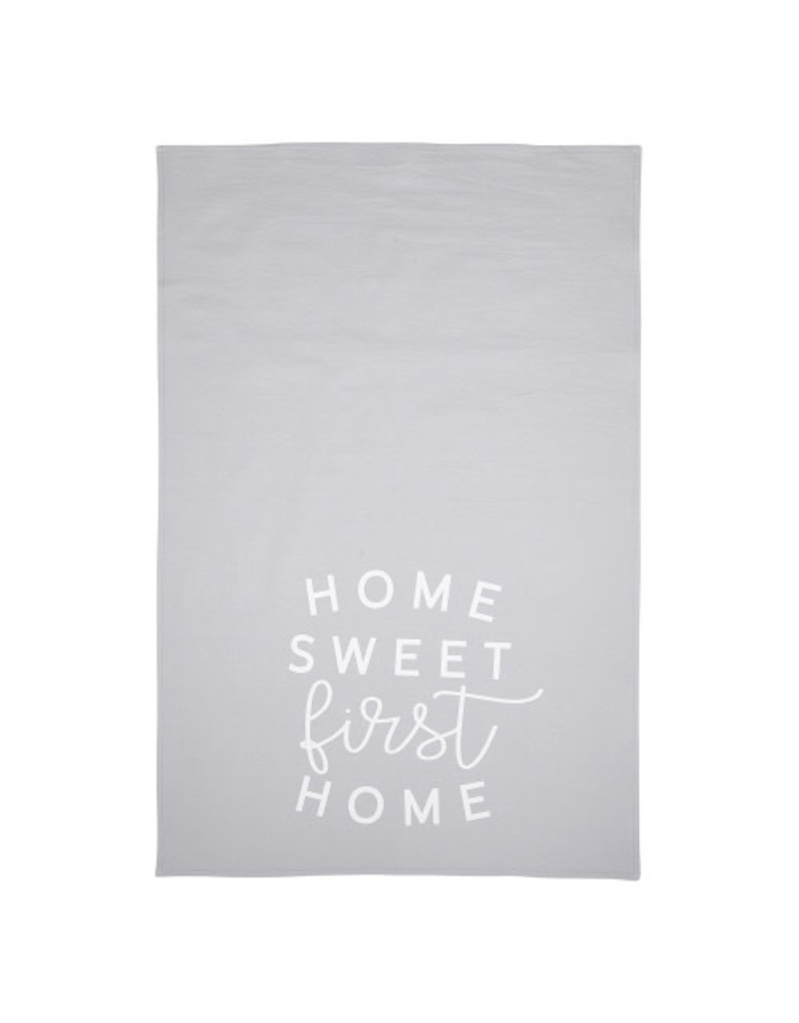 Creative Brands Tea Towel, Home Sweet First Home