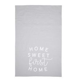 Creative Brands Tea Towel, Home Sweet First Home