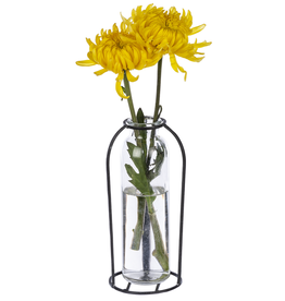 Single Tabletop Bud Vase