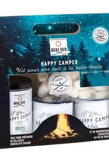 Quai Sud Happy Camper, Hot Chocolate Set