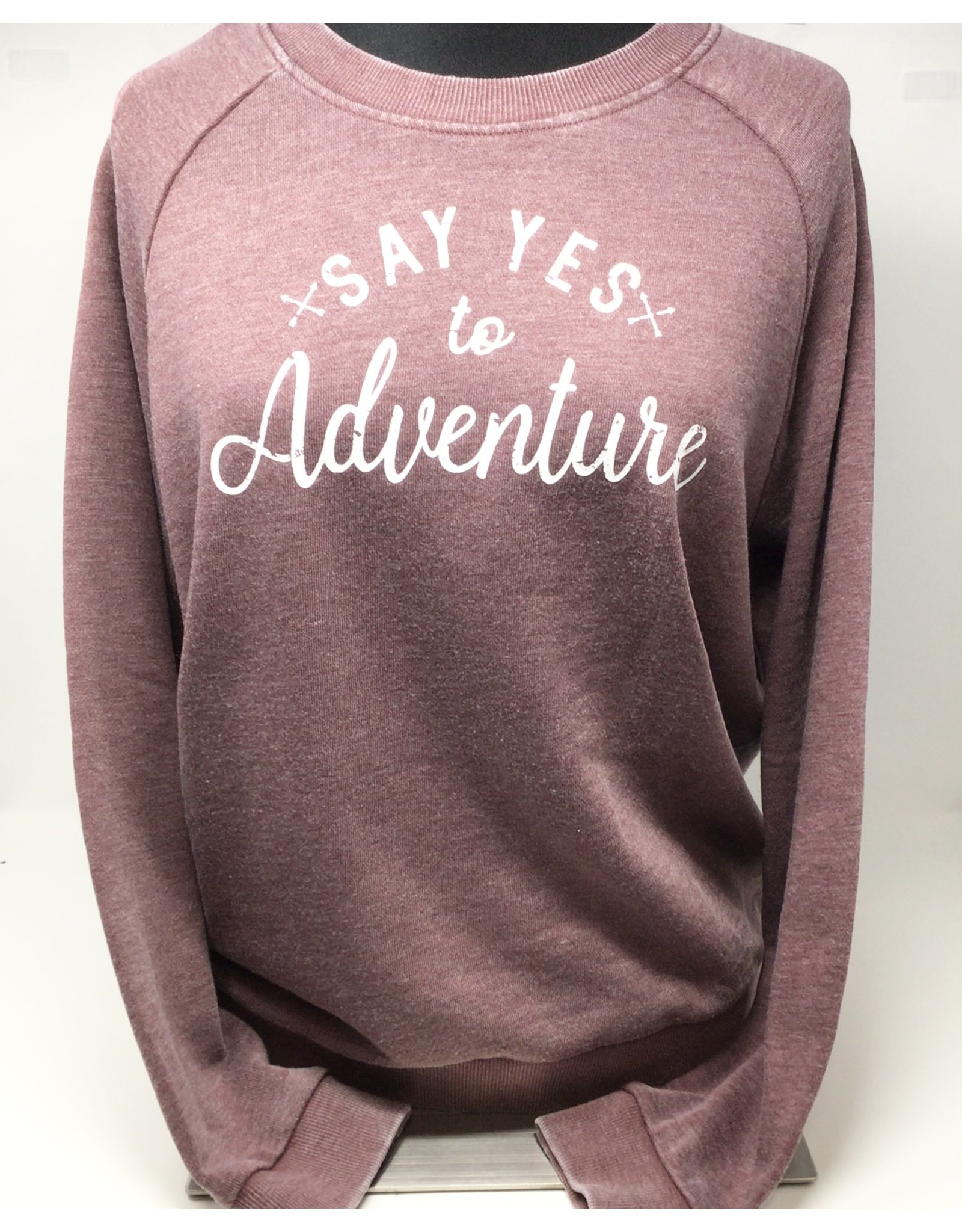Adventure Jersey Pullover