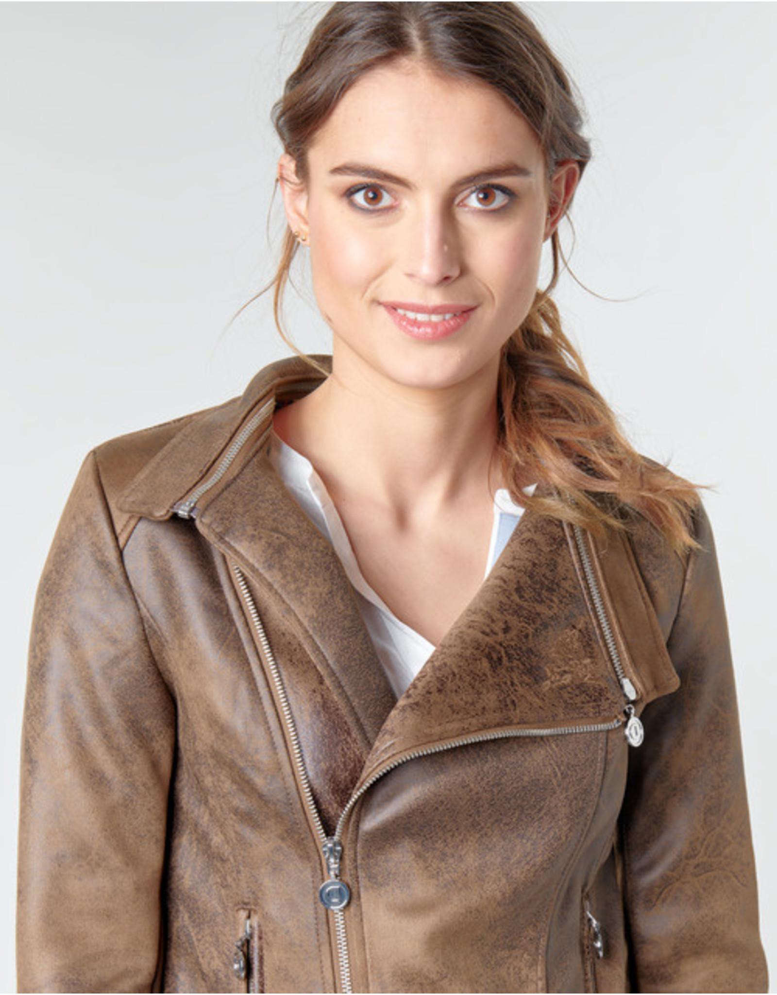 Desigual Desigual Brown Jacket Millet