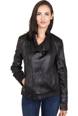 Desigual Desigual Black Jacket Leather