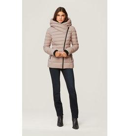 Soia & Kyo Jacket Wide Hood Pink