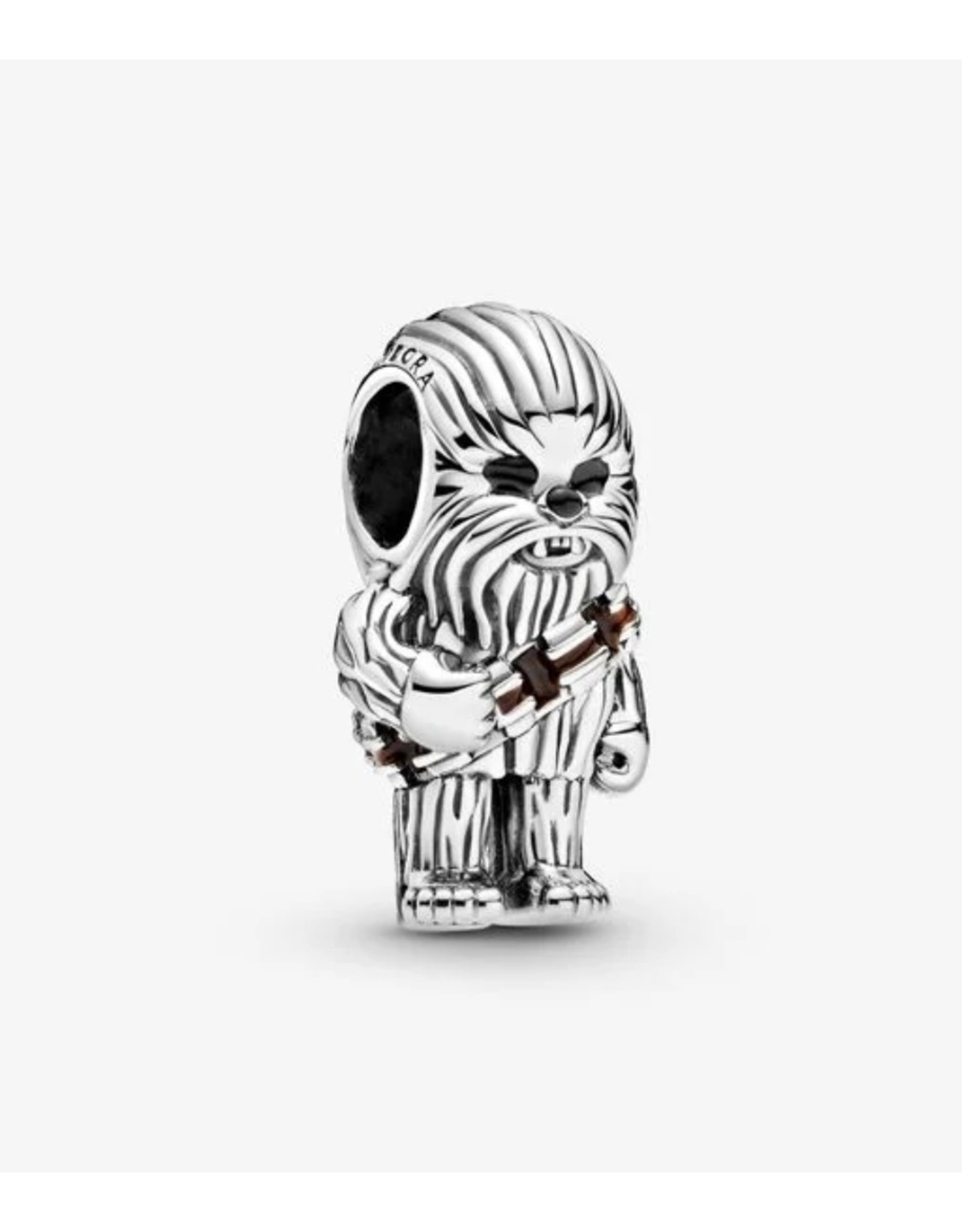 Pandora Pandora Charm,799250C01, Star Wars, Chewbacca, Brown&Black Enamel
