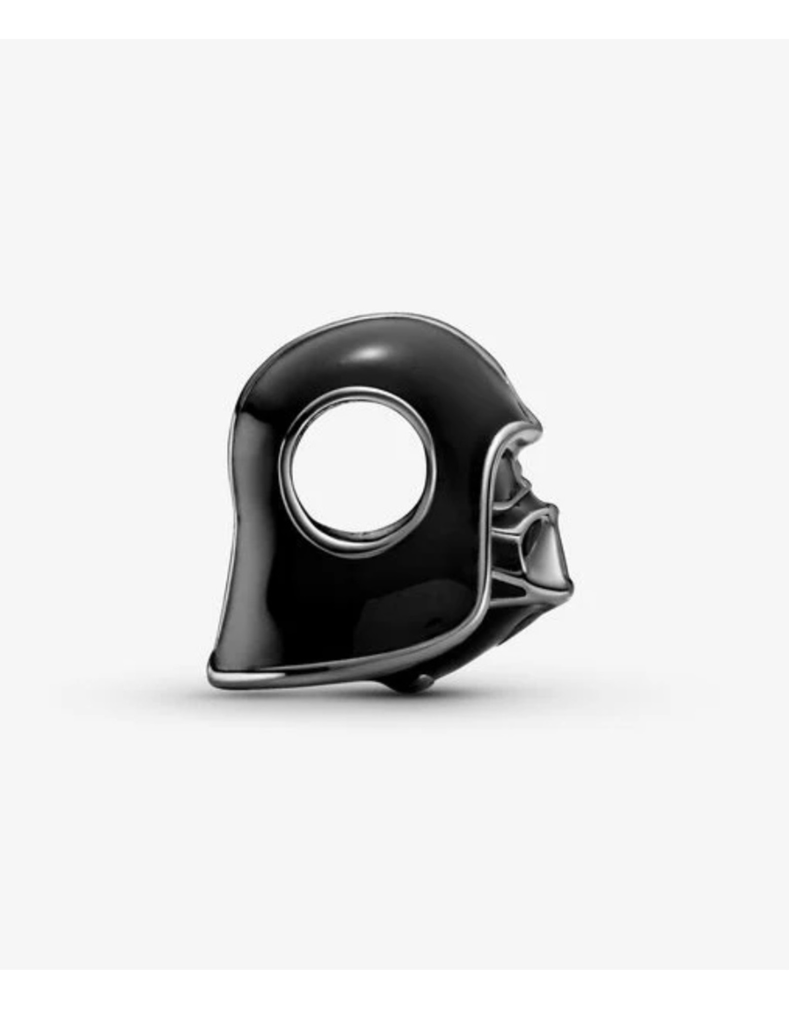 Pandora Pandora Charm,799256C01, Star Wars, Darth Vader, Black Enamel
