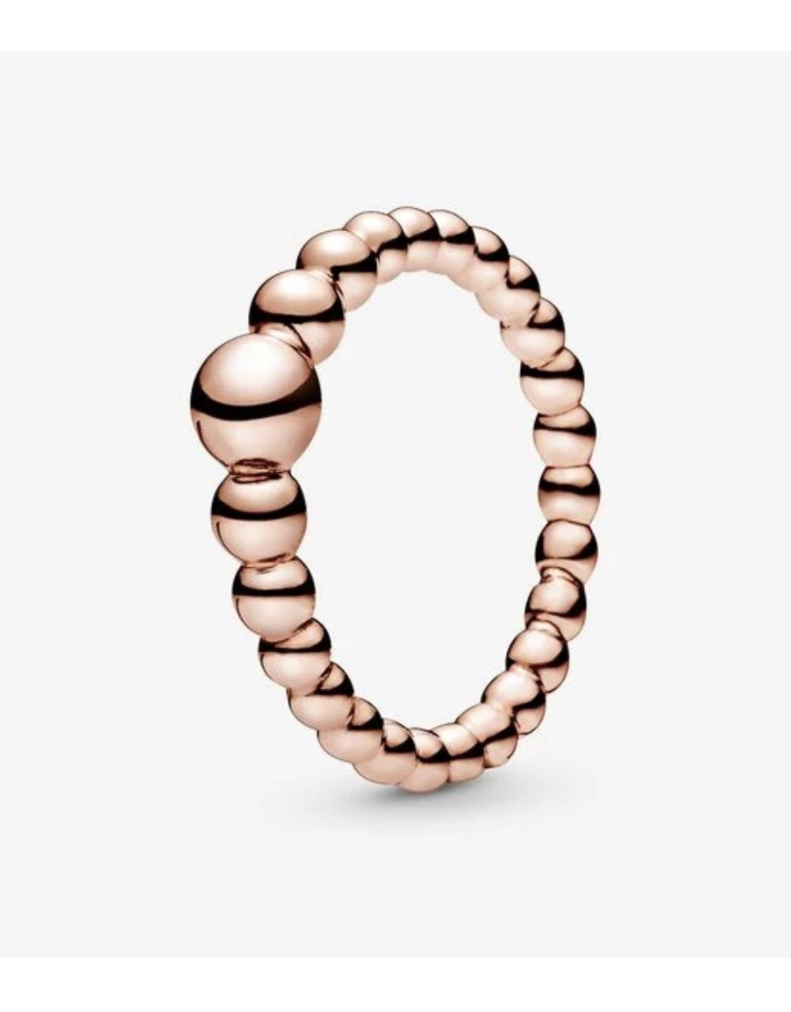 Pandora Pandora Ring,(187536) Rose Gold, String Of Beads
