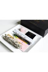 Moon & Jai Ritual Kit, Love, Rose Quartz