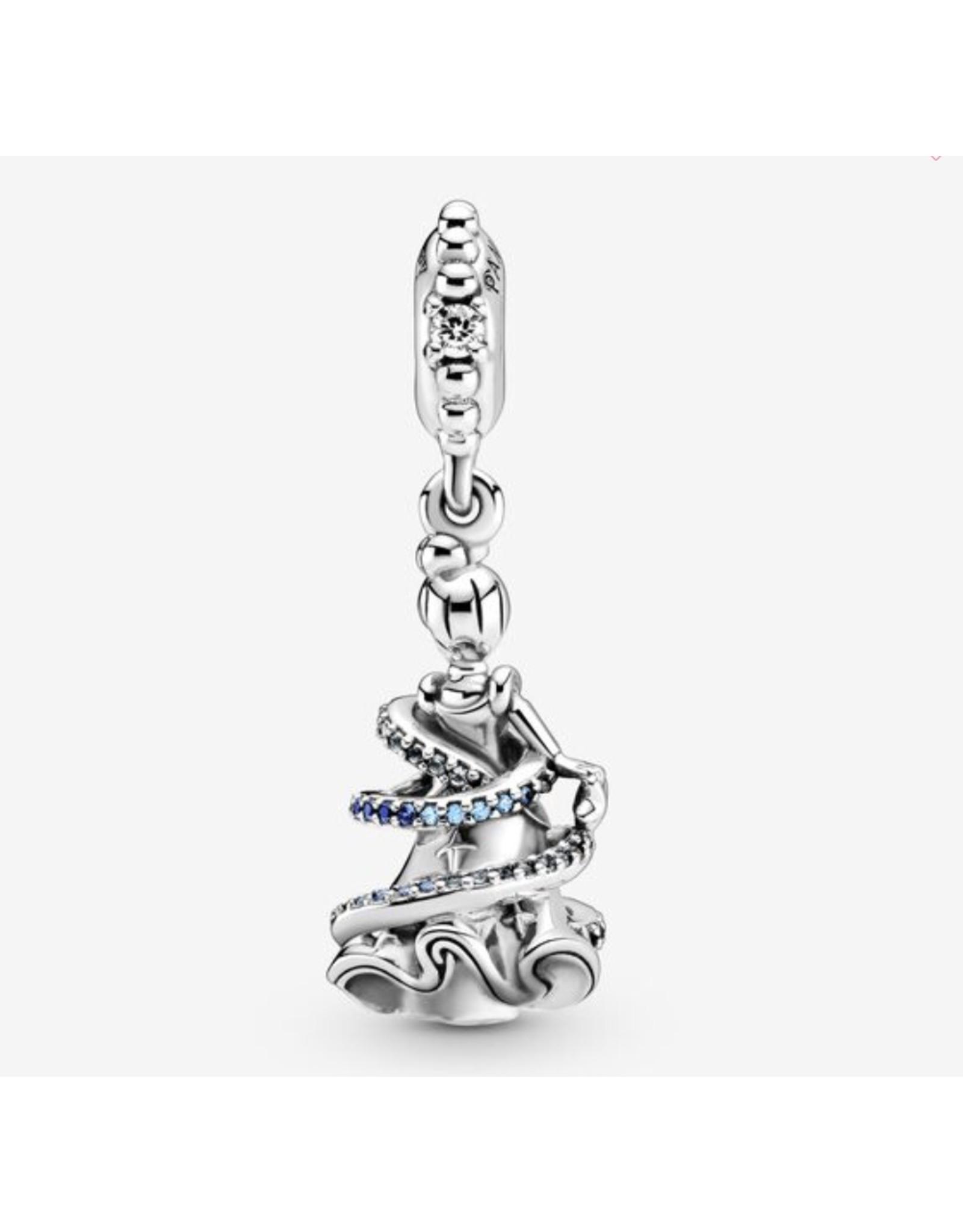 Pandora Pandora Charm,799201C01,Disney, Cinderella Magical Moment