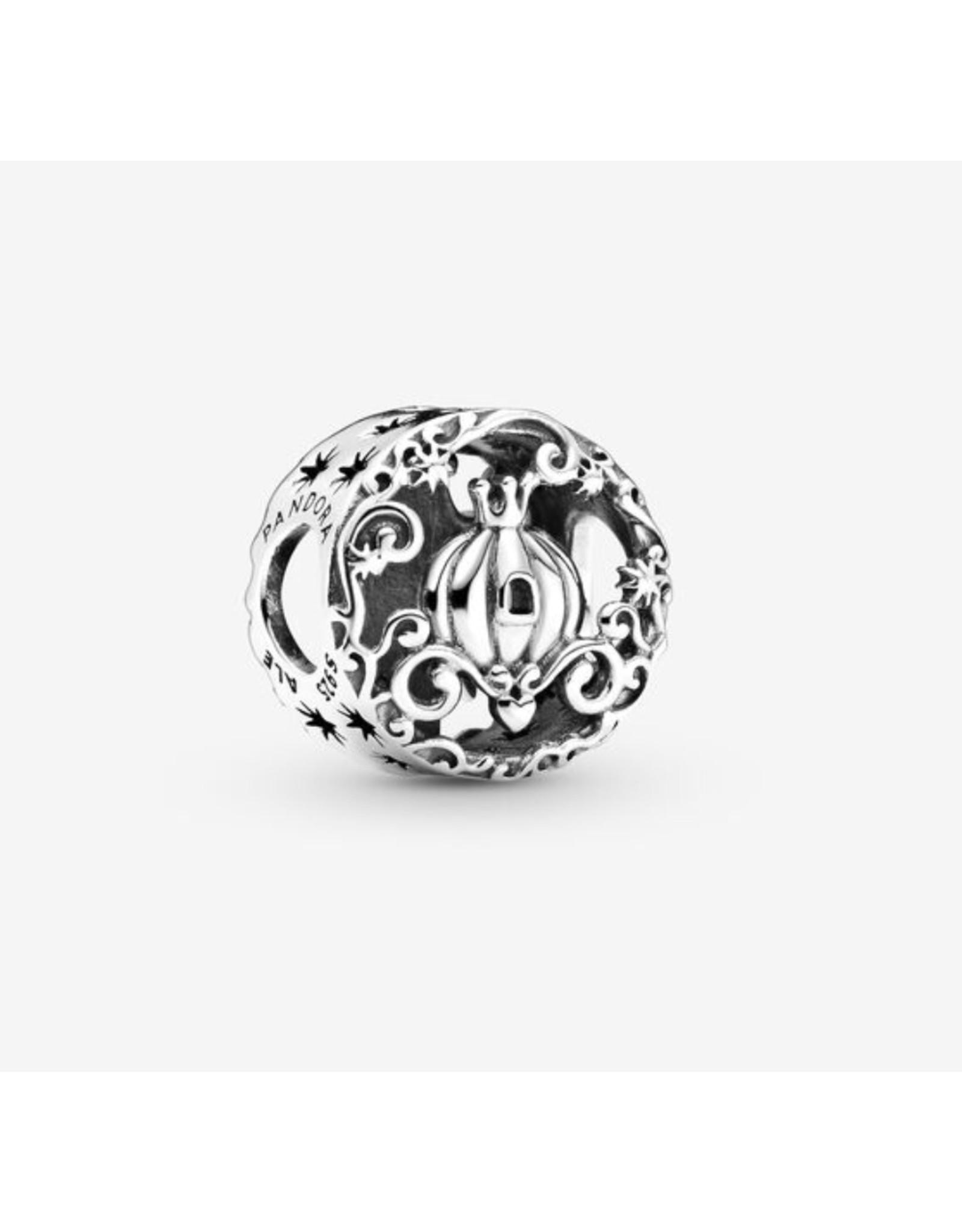 Pandora Pandora Charm,799197C00,Disney, Cinderella Midnight Pumpkin