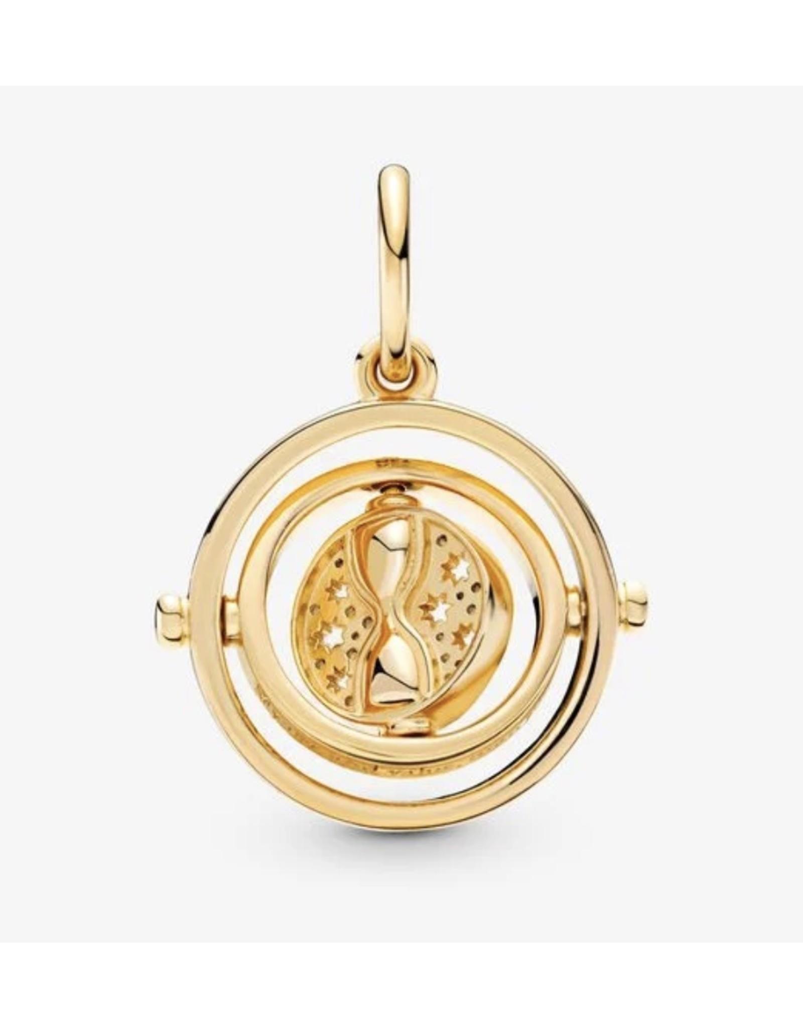 Pandora Pandora Charm,369174C00,Harry Potter, Spinning Time Turner, Shine