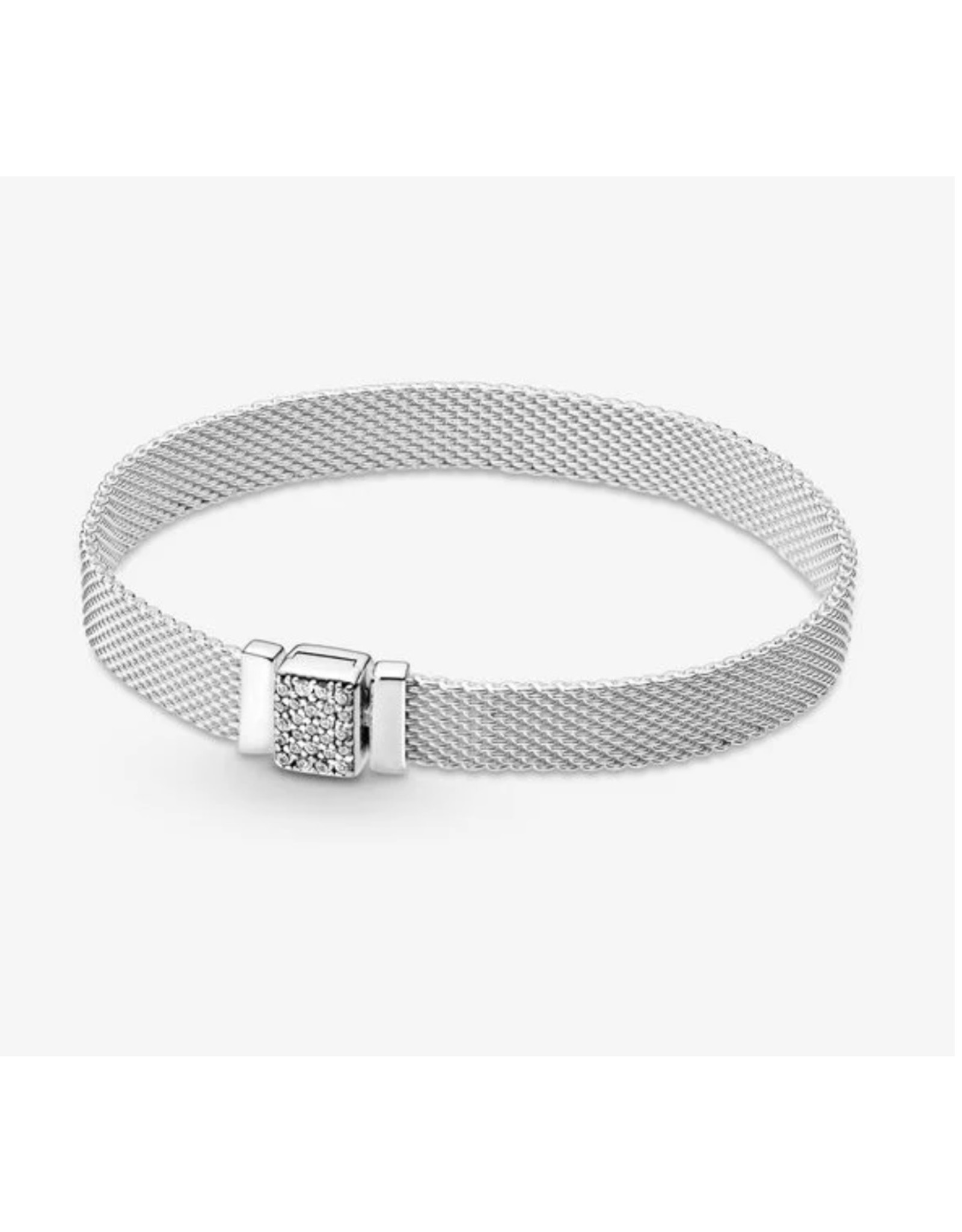 Pandora Pandora Bracelet,599166C01, Reflexions Sparkling Clasp