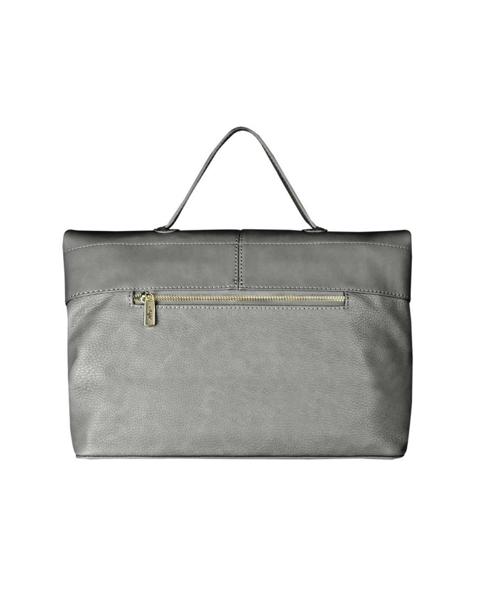 Style Satchel, Grey