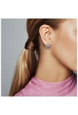 Pandora Pandora Earrings.297446CZ, Pandora Logo Stud
