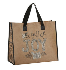 Gifts & Faith Tote Bag, Be Full Of Joy
