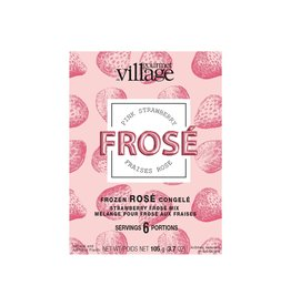 Gourmet du Village Pink Strawberry Frosé