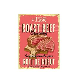 Gourmet du Village Roast Beef Seasoning