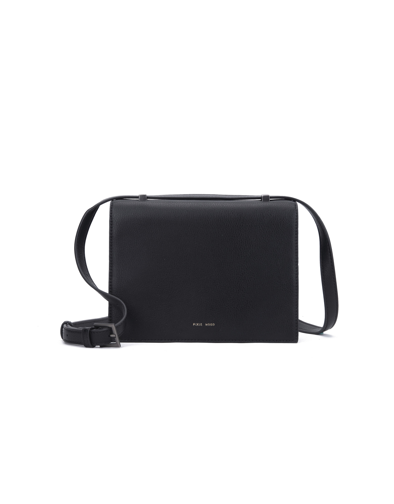 Charlotte Crossbody, Black