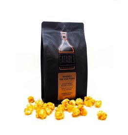 Eatable Eatable Popcorn, Whisky On The Pops 100g