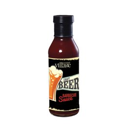 Gourmet du Village Craft Beer BBQ Sauce