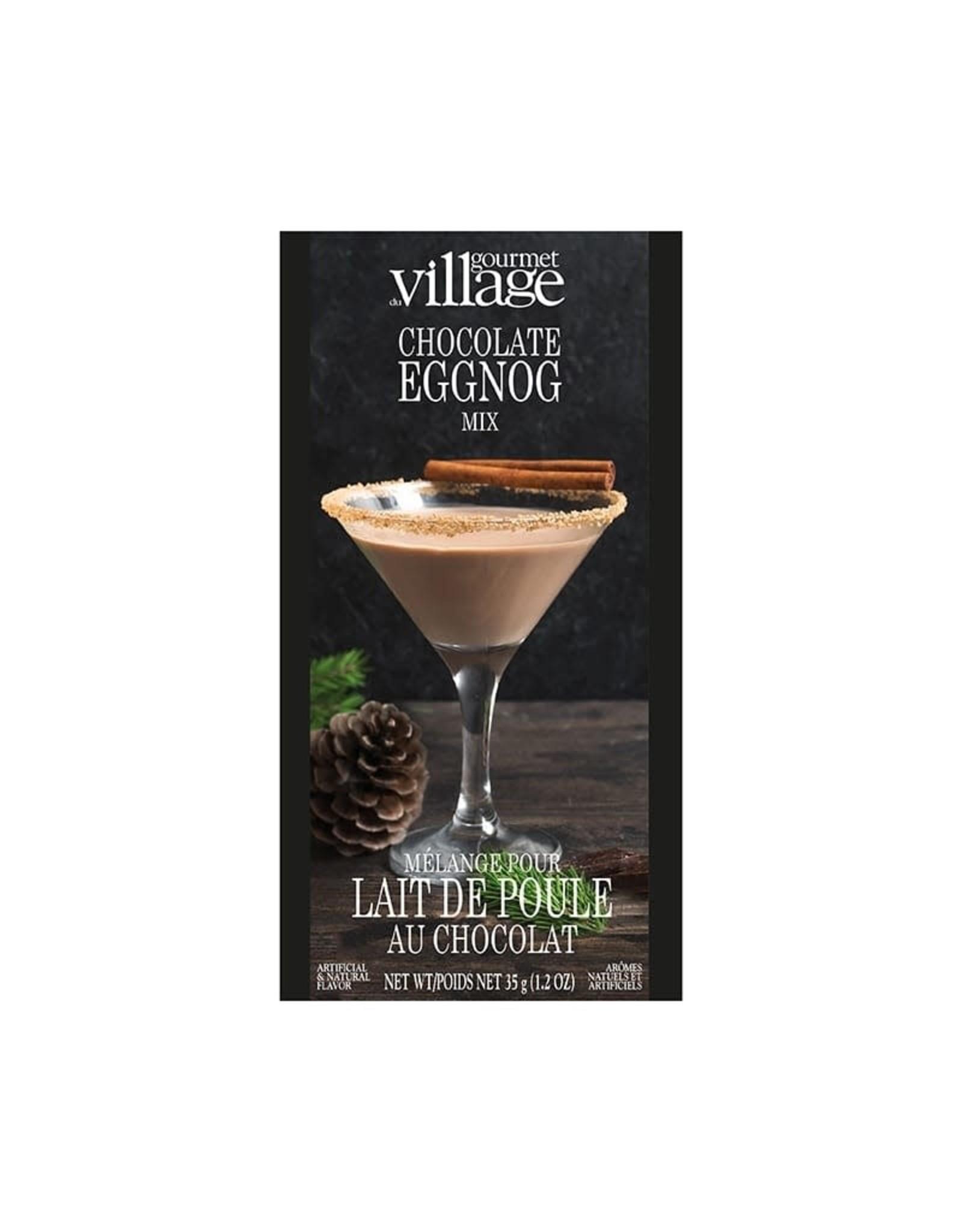 Gourmet du Village Chocolat Eggnog Mix