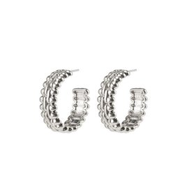Pilgrim Earrings Tasha, Silver Plated