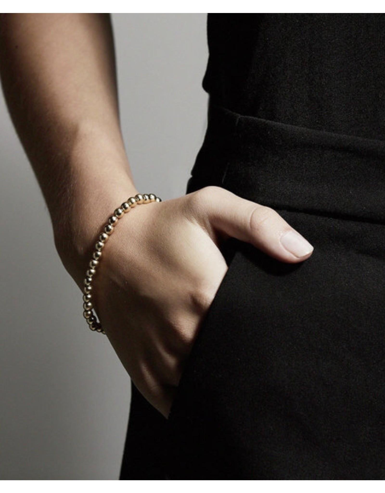 Pilgrim Bracelet Mabelle, Gold Plated