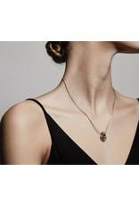 Pilgrim Necklace Doris, Gold Plated