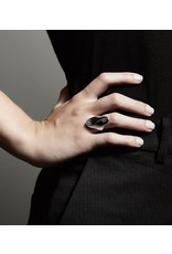 Pilgrim Ring Mabelle,  Silver Plated