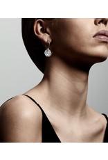 Pilgrim Earrings Warmth Silver Plated Crystal