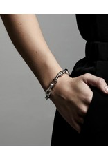 Pilgrim Bracelet Tolerance, Silver Plated