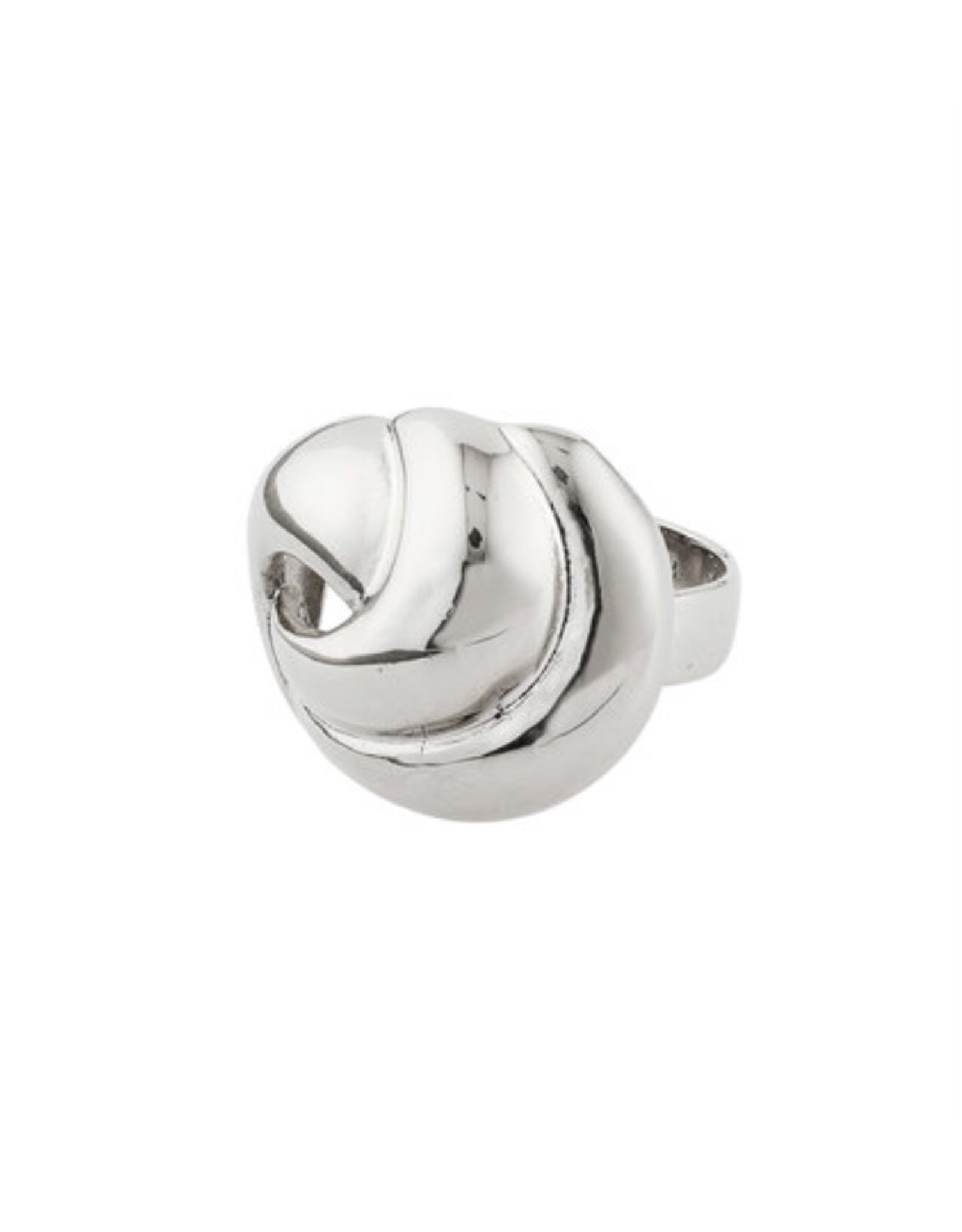 Pilgrim Ring Salena Silver Plated