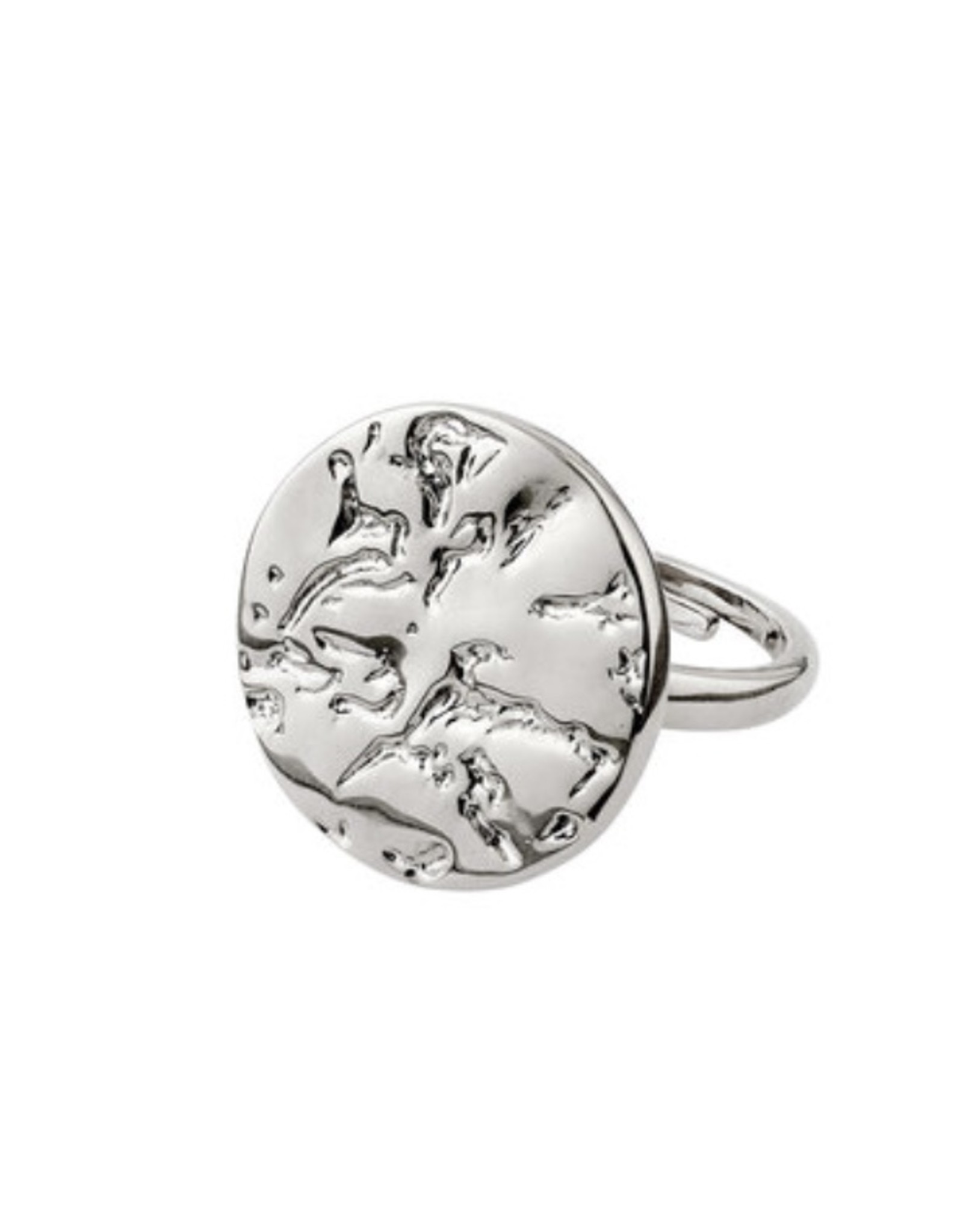 Pilgrim Ring Warmth Silver Plated