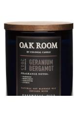 Oak Room Candle,Geramiun Bergamot