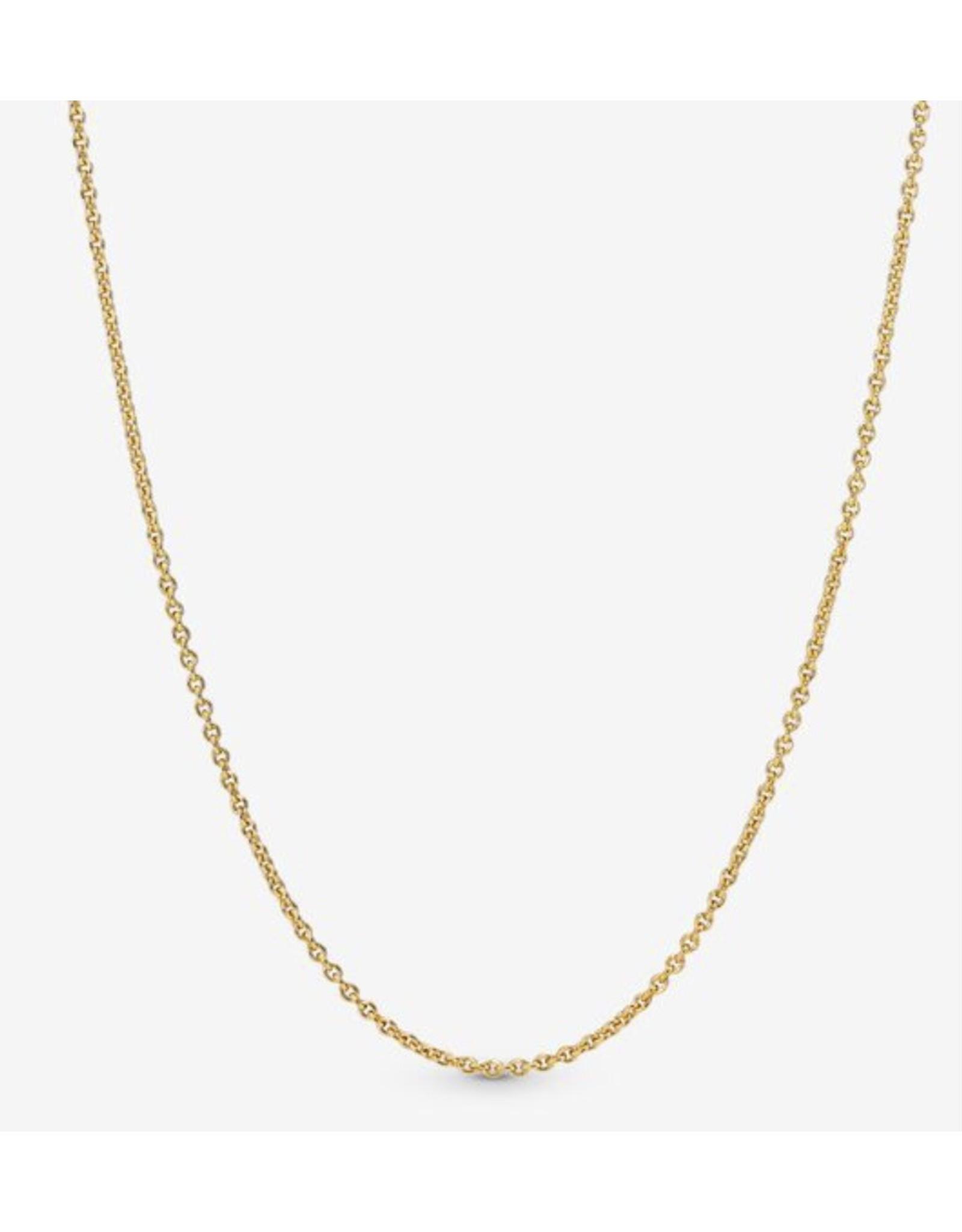 Pandora Pandora Necklace,368727C00-45, Shine, Adjustable