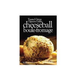 Gourmet du Village Cheeseball Seasoning, Toasted Onion