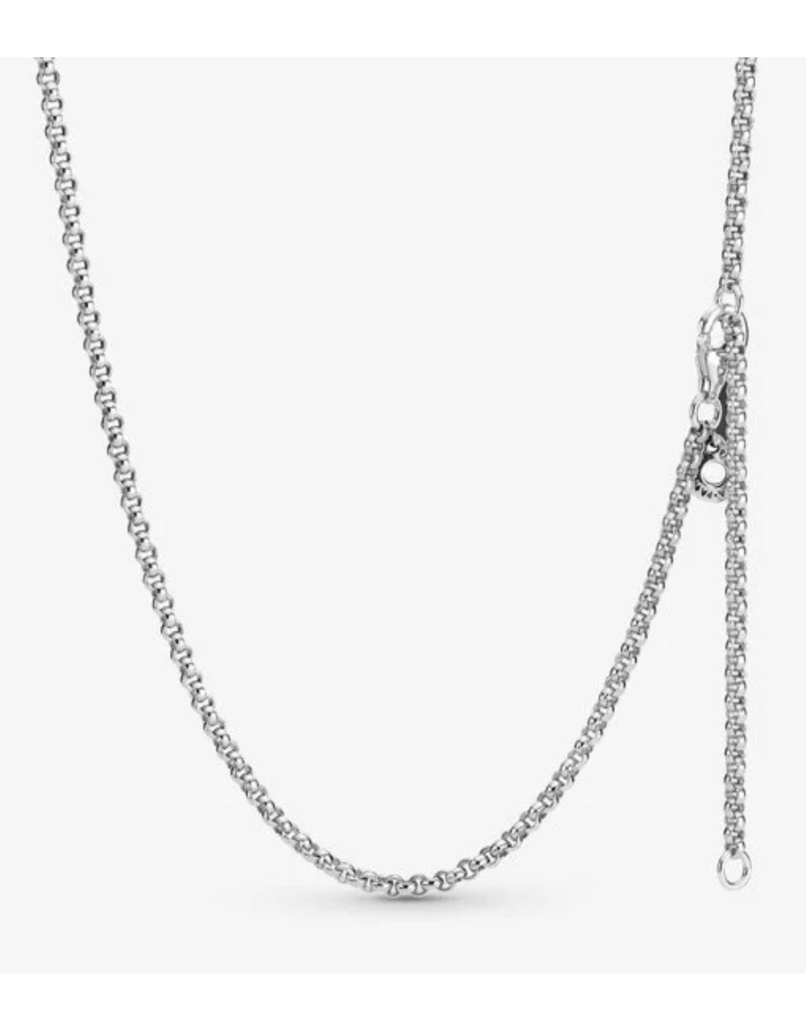 Pandora Pandora Chain,399260C00-60, Rolo Chain