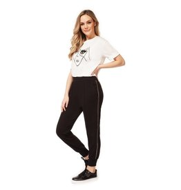 Dex Jogger Pants With side tape