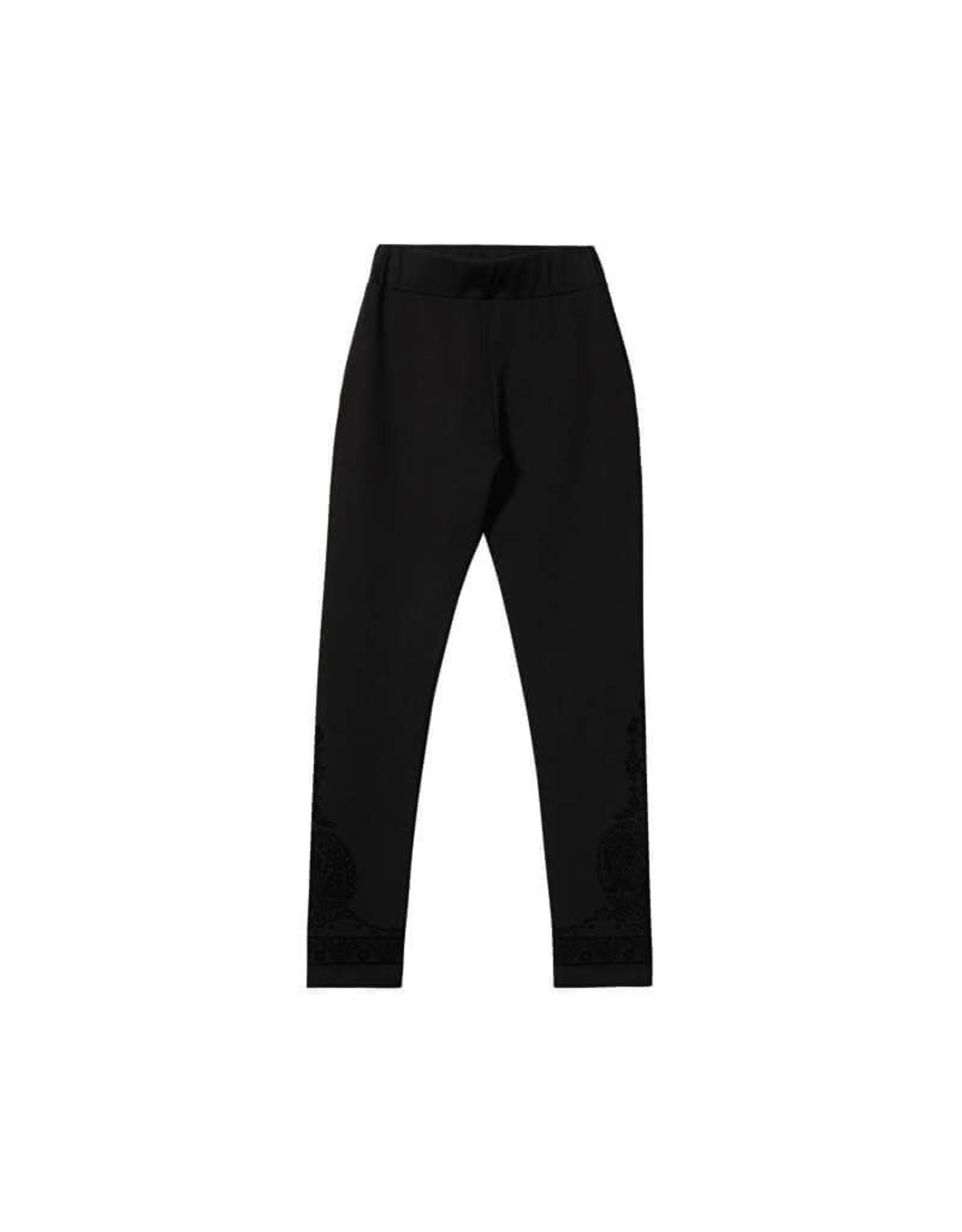 Desigual Desigual Pants Glen Black