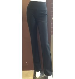 Joelle Black Pants Wide Bottom Small
