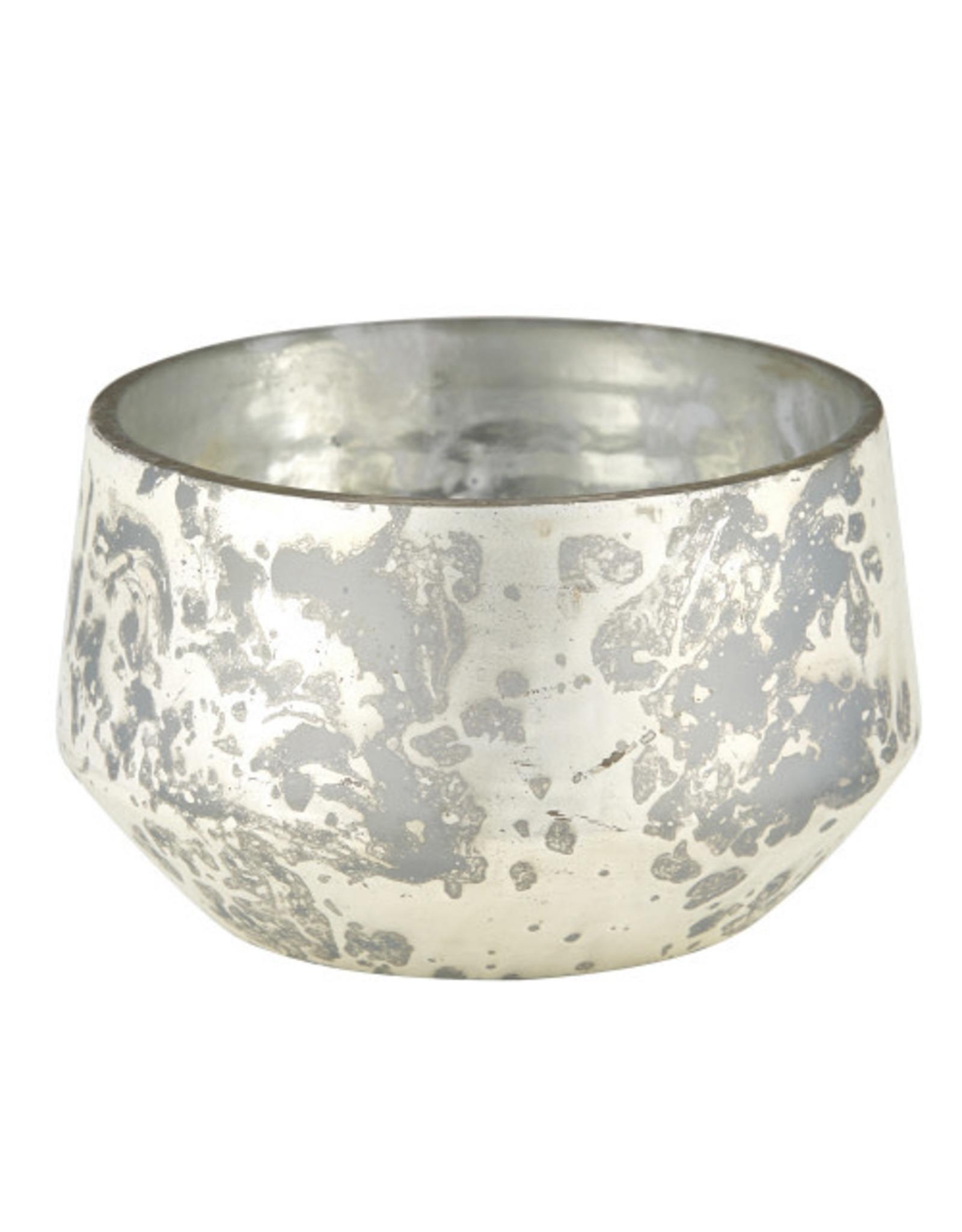 47th & Maine Round Tea Light Candle Votive