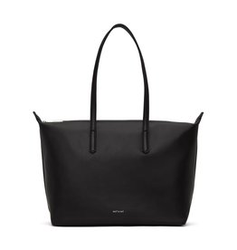 Matt & Nat Purity Tote Bag, Abbi/Black