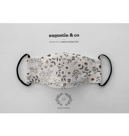 Augustine & CO Masque De Protection, Natasha/Gris