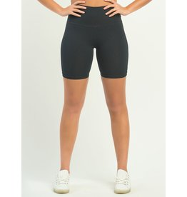 Basic Biker Short, Black